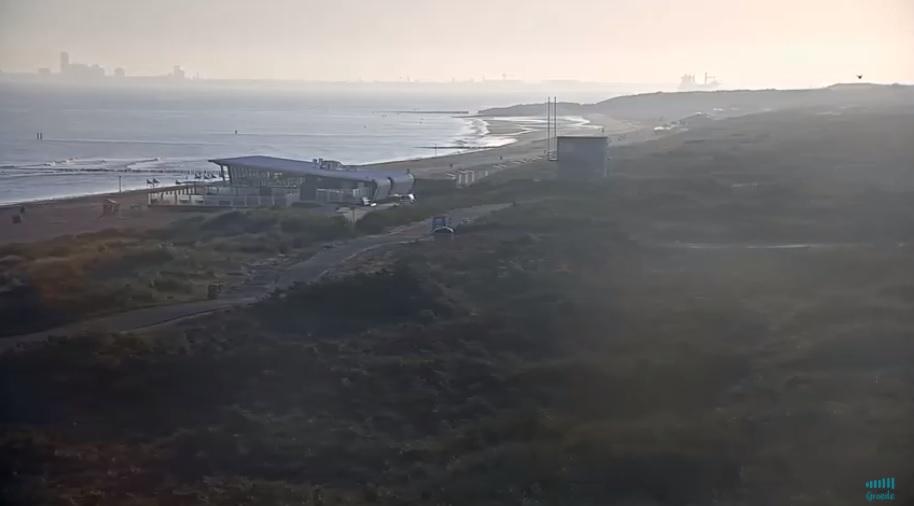 Het strandweer voor vrijdag 19 juli