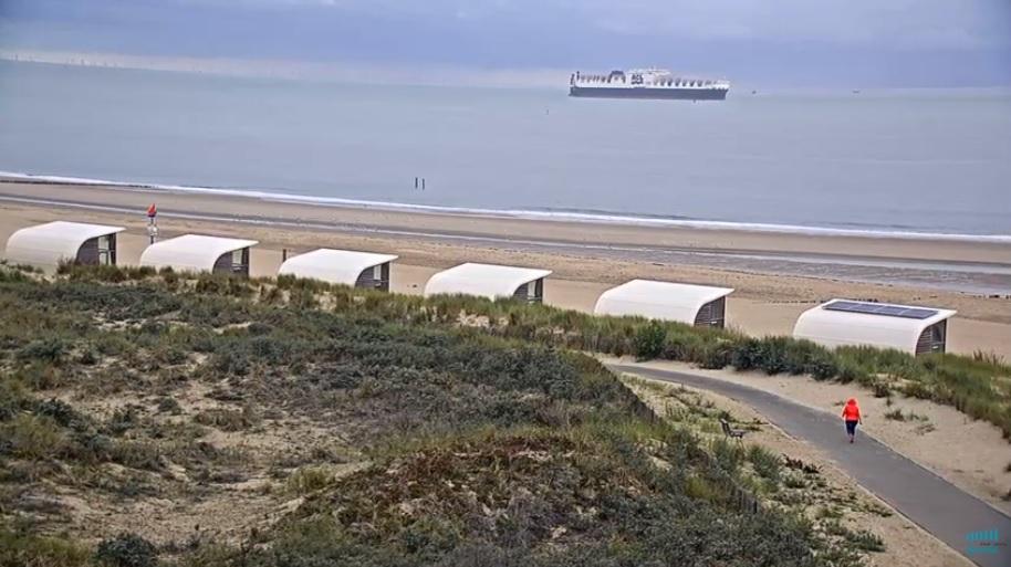 Het strandweer voor donderdag 19 september