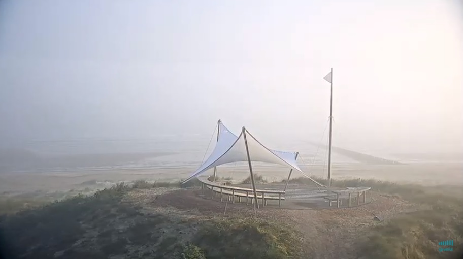 Het strandweer voor woensdag 22 mei