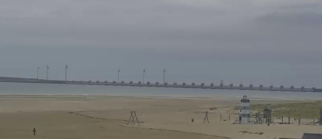 Het strandweer voor dinsdag 24 september
