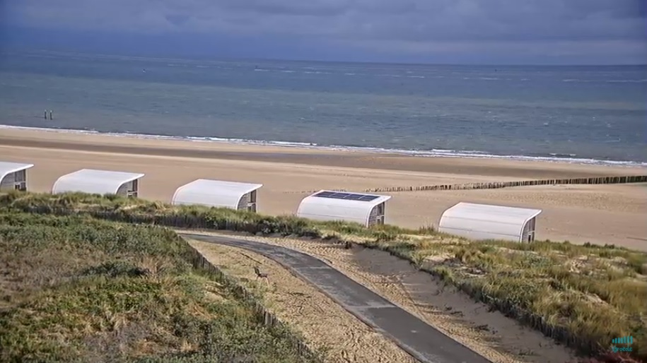 Het strandweer voor dinsdag 28 mei