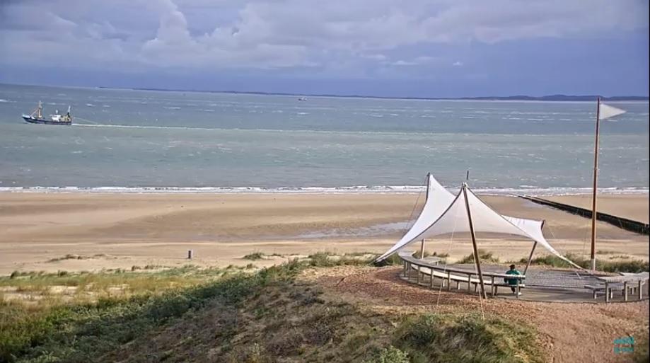 Het strandweer voor dinsdag 2 juli