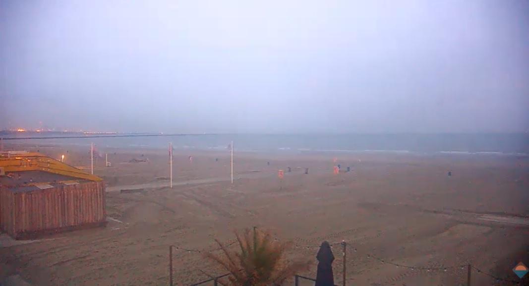 Het strandweer voor vrijdag 2 oktober