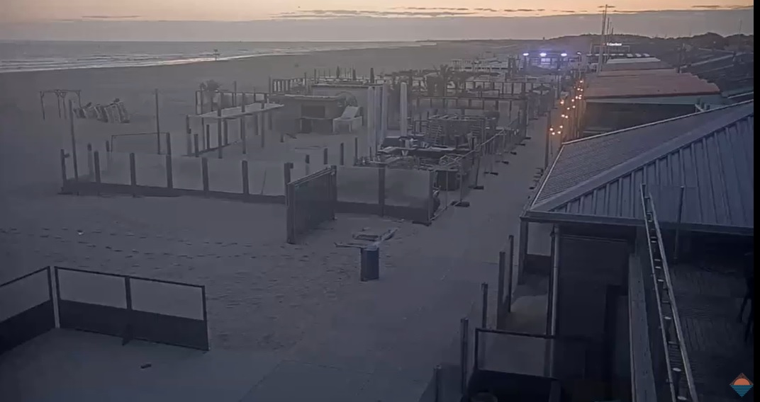 Het strandweer voor maandag 25 mei