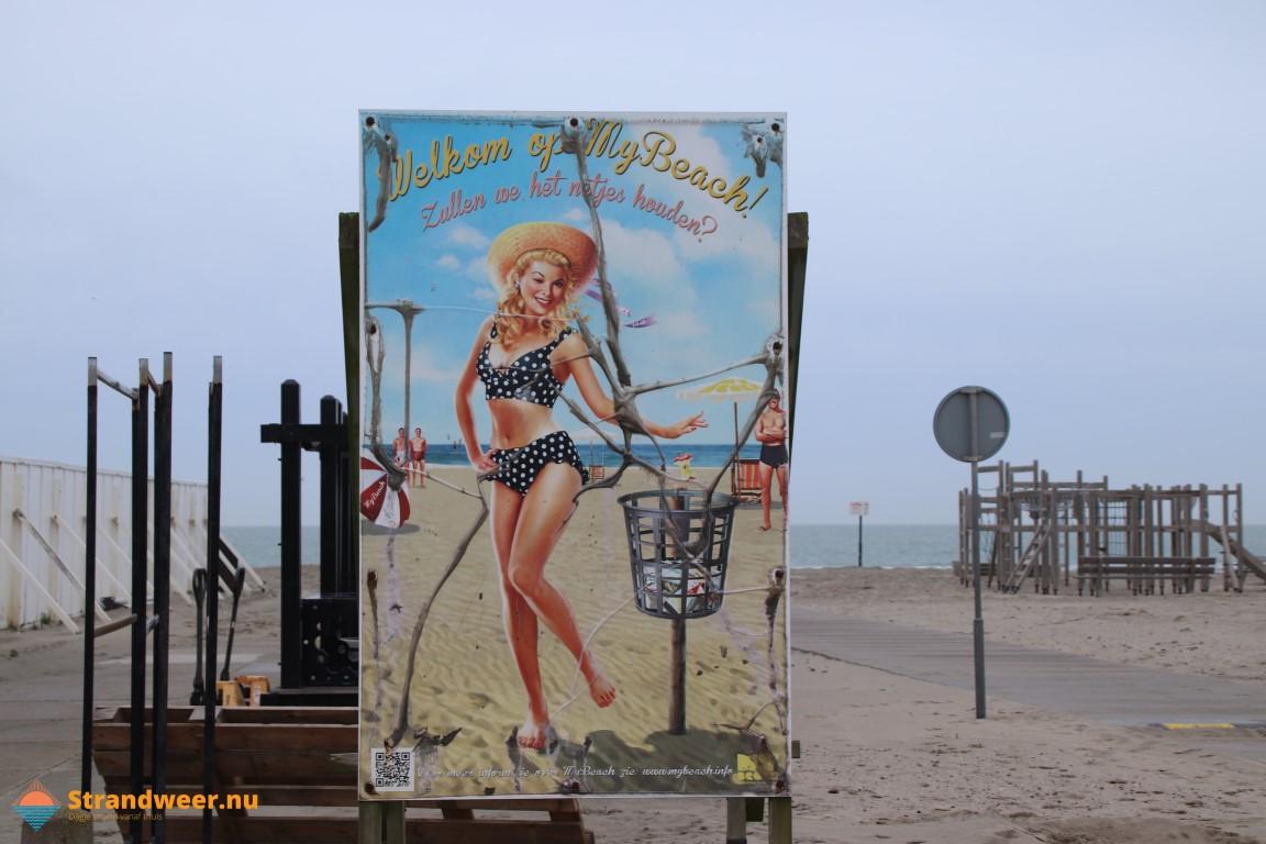 Het strandweer voor vrijdag 24 april