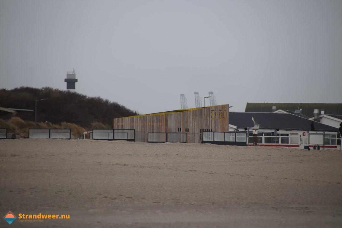 Het strandweer voor dinsdag 18 februari