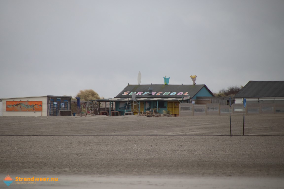 Aangenaam strandweer voor woensdag 18 november
