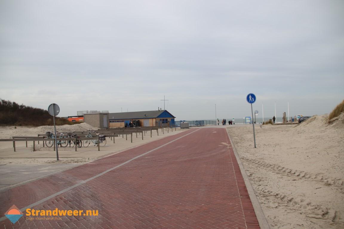 Het strandweer voor zondag 13 december