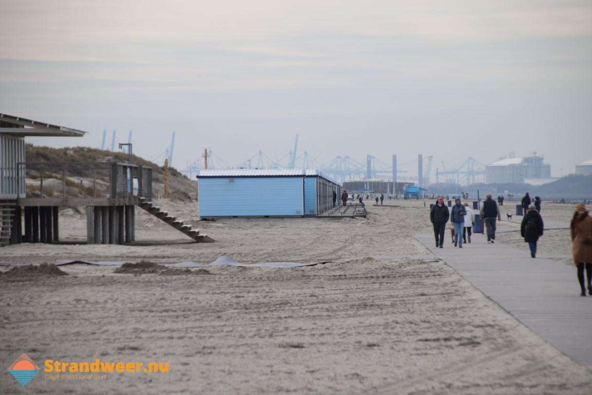 Het strandweer voor dinsdag 10 maart