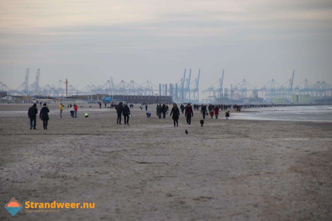 Het strandweer voor zondag 8 maart