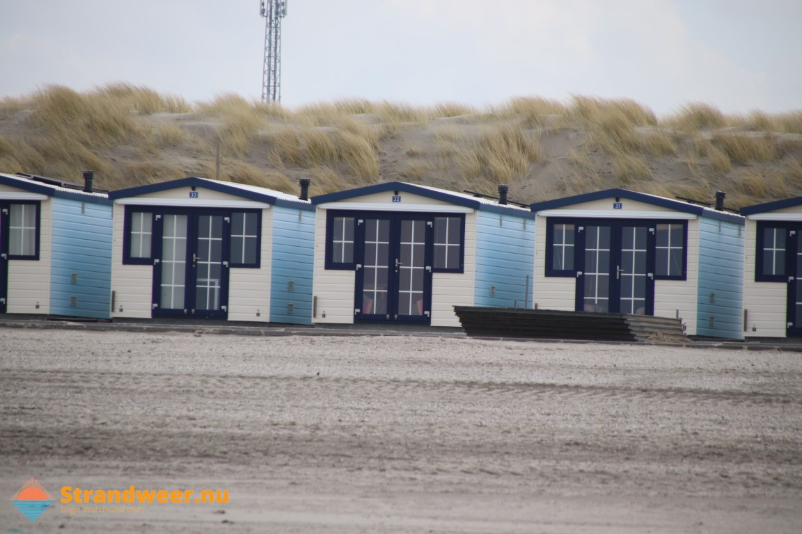 Strandbezoek in regio Rotterdam iets verruimd