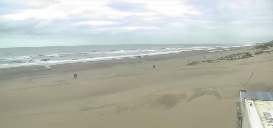 Het strandweer voor dinsdag 9 juni