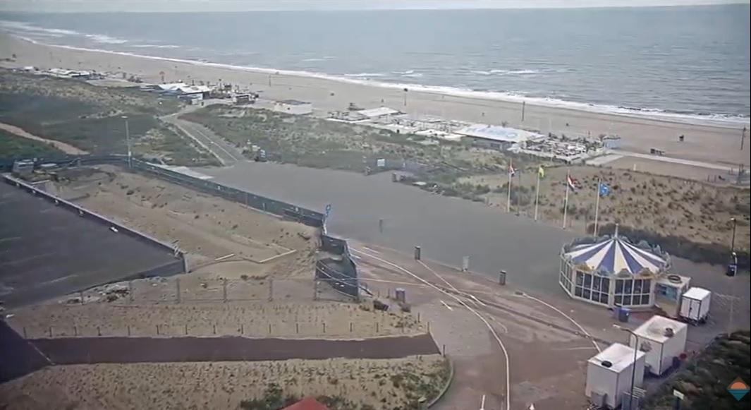 Het strandweer voor vrijdag 4 september