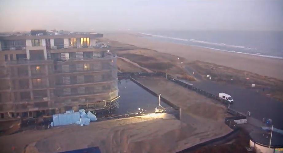 Het strandweer voor dinsdag 7 januari