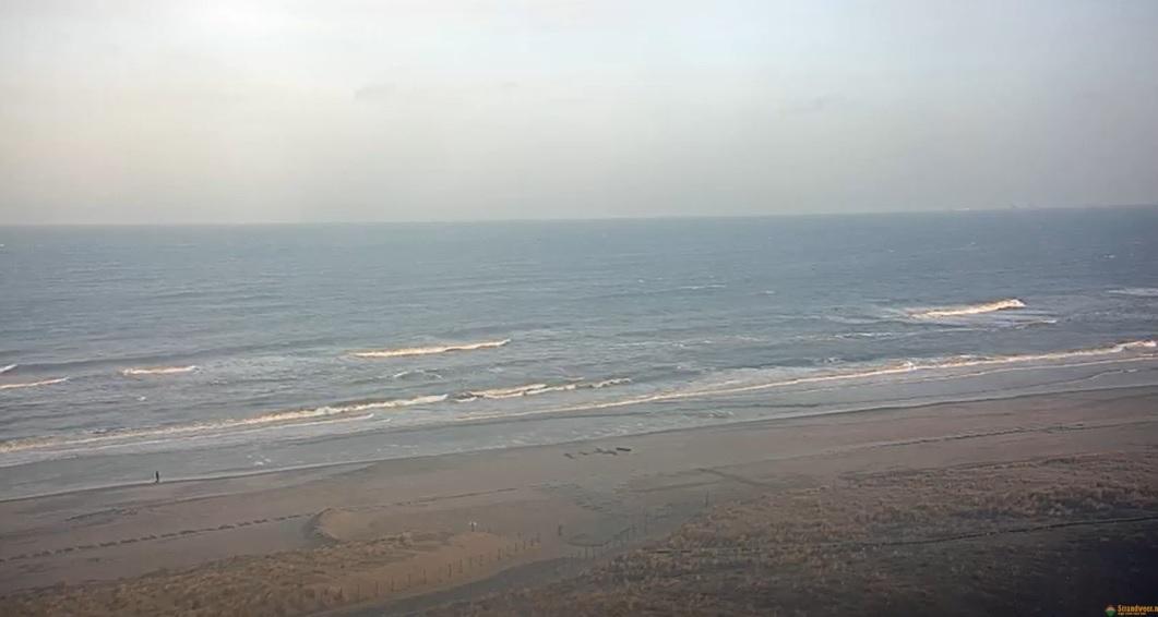 Het strandweer voor maandag 17 februari