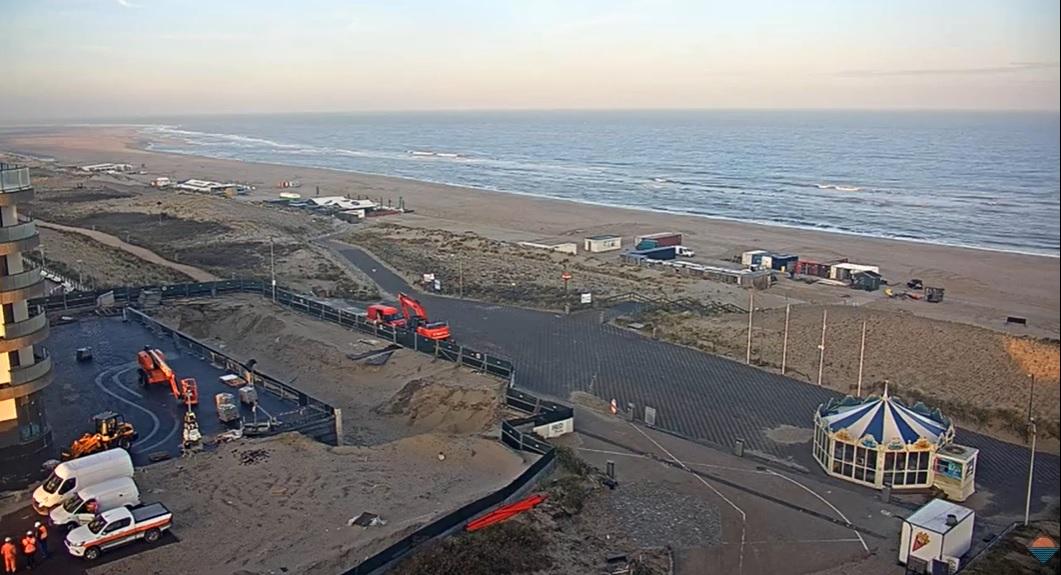 Het strandweer voor dinsdag 17 maart