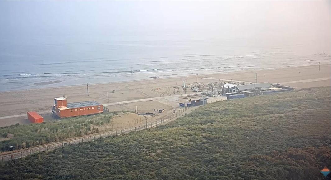 Het strandweer voor maandag 17 augustus
