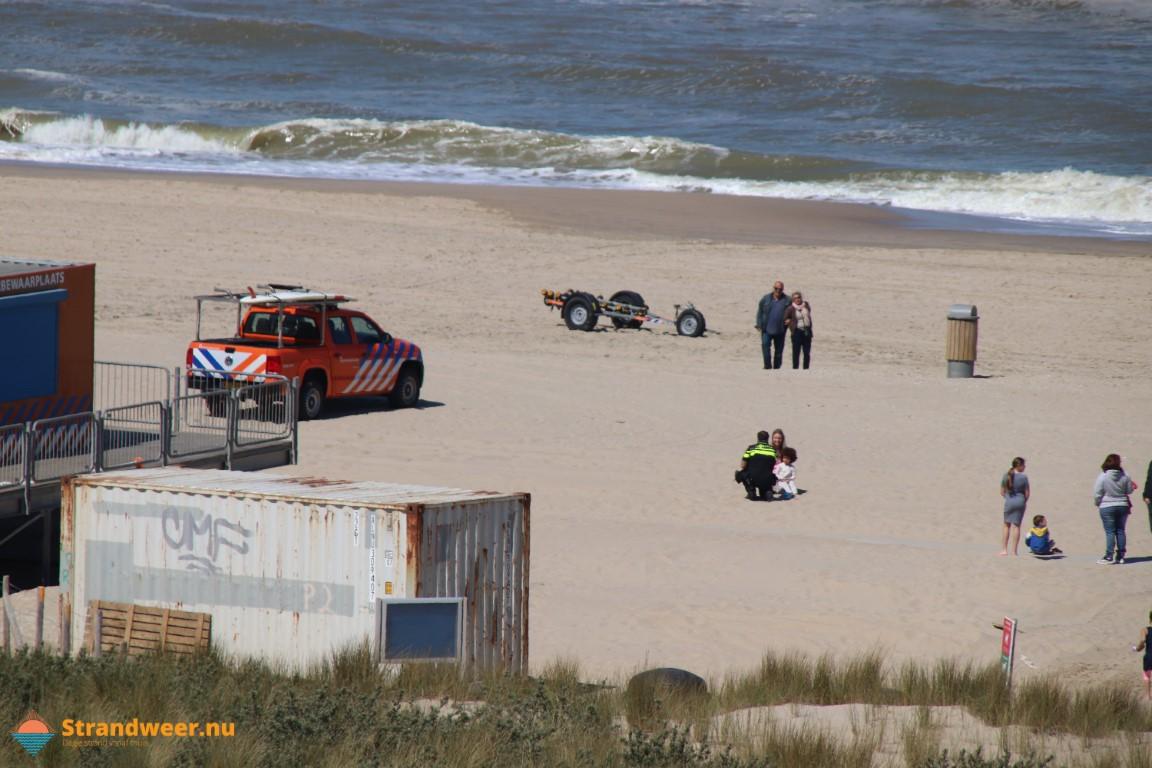 Druk weekend voor Haagse Lifeguards