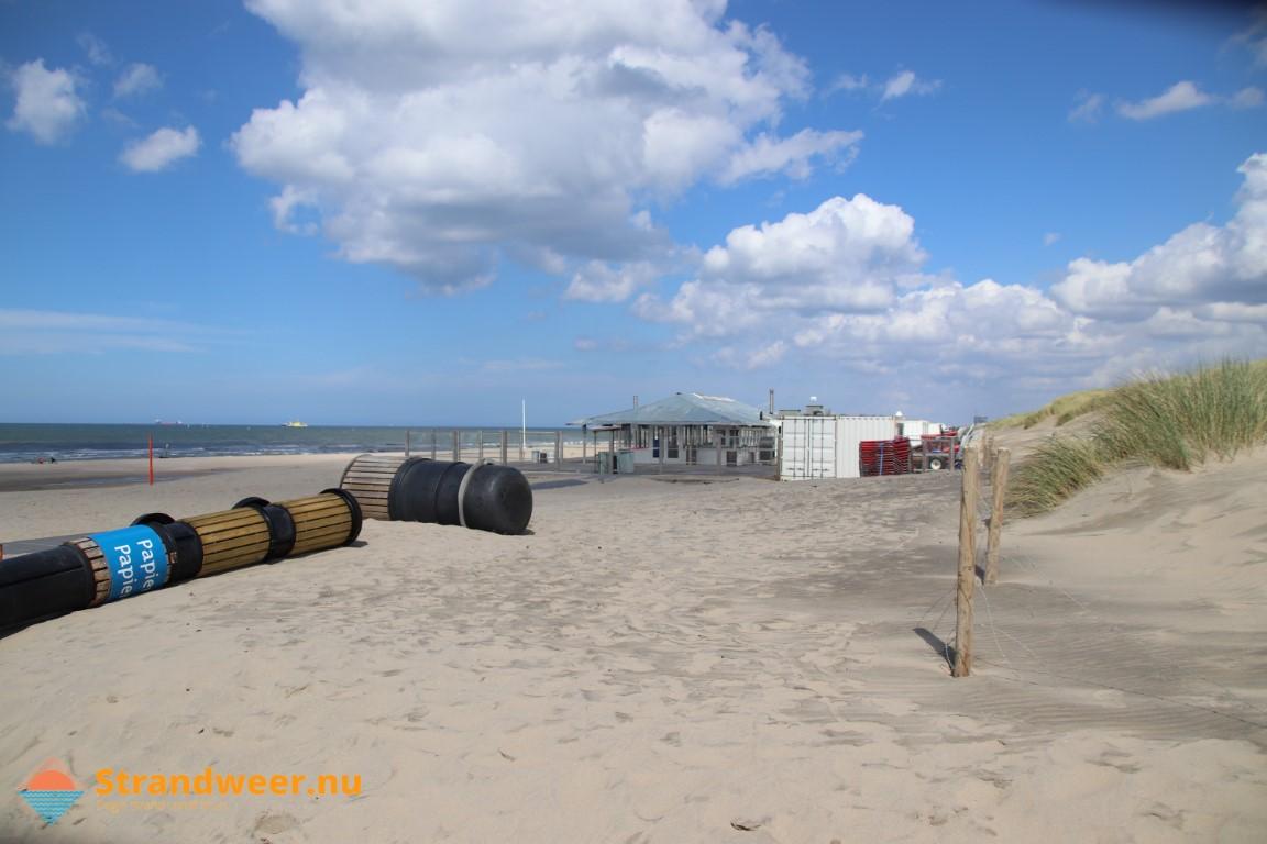 Het strandweer voor vrijdag 8 mei