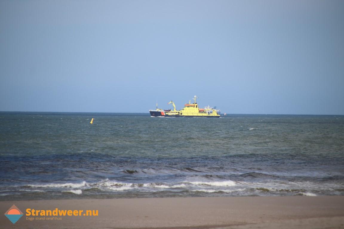 Het strandweer voor maandag 11 mei