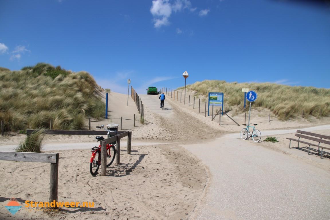 Het strandweer voor zondag 7 juni