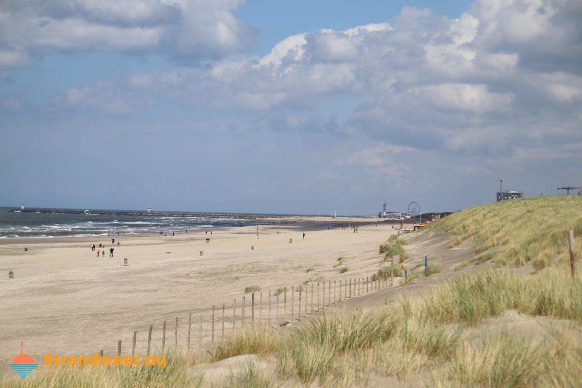 Negatief zwemadvies bij Haagse kust ingetrokken