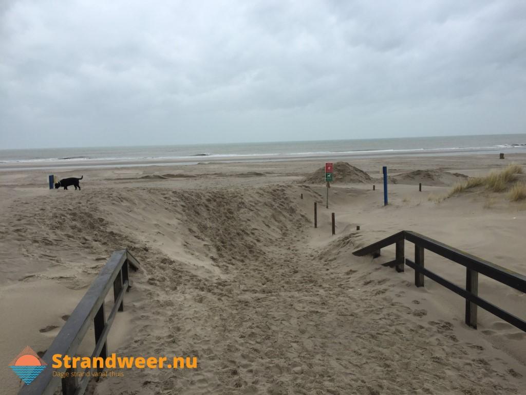 Het strandweer voor zondag 1 maart