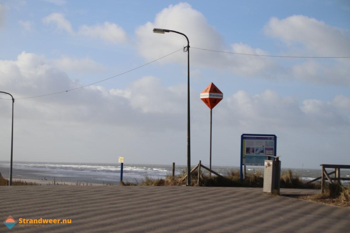 Het strandweer voor dinsdag 4 februari