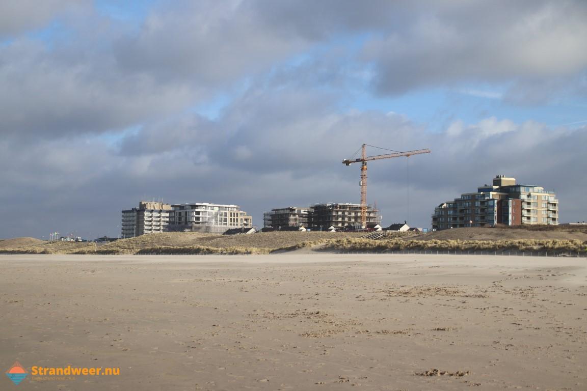 Het strandweer voor het 1e weekend van februari