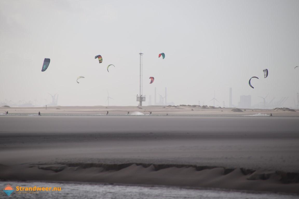 Het strandweer voor donderdag 30 januari