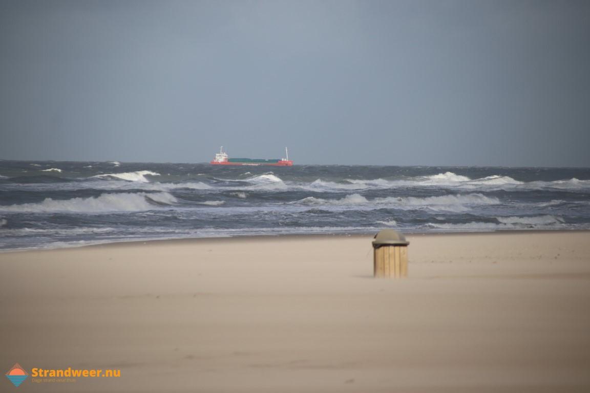 Het strandweer voor woensdag 5 januari