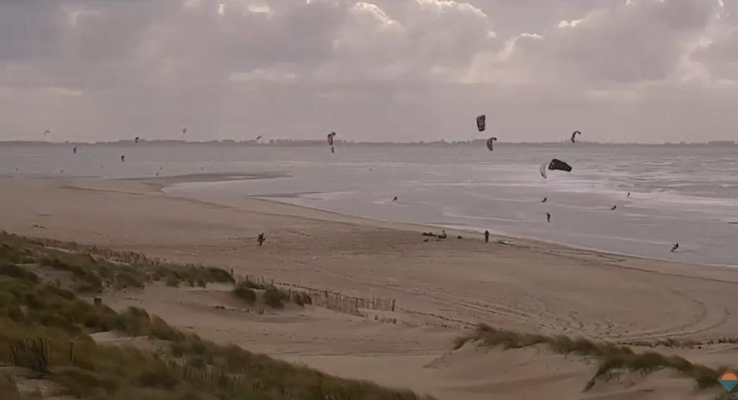 Het strandweer voor donderdag 8 oktober