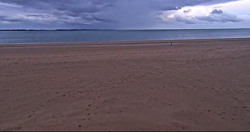 Het strandweer voor zondag 11 oktober