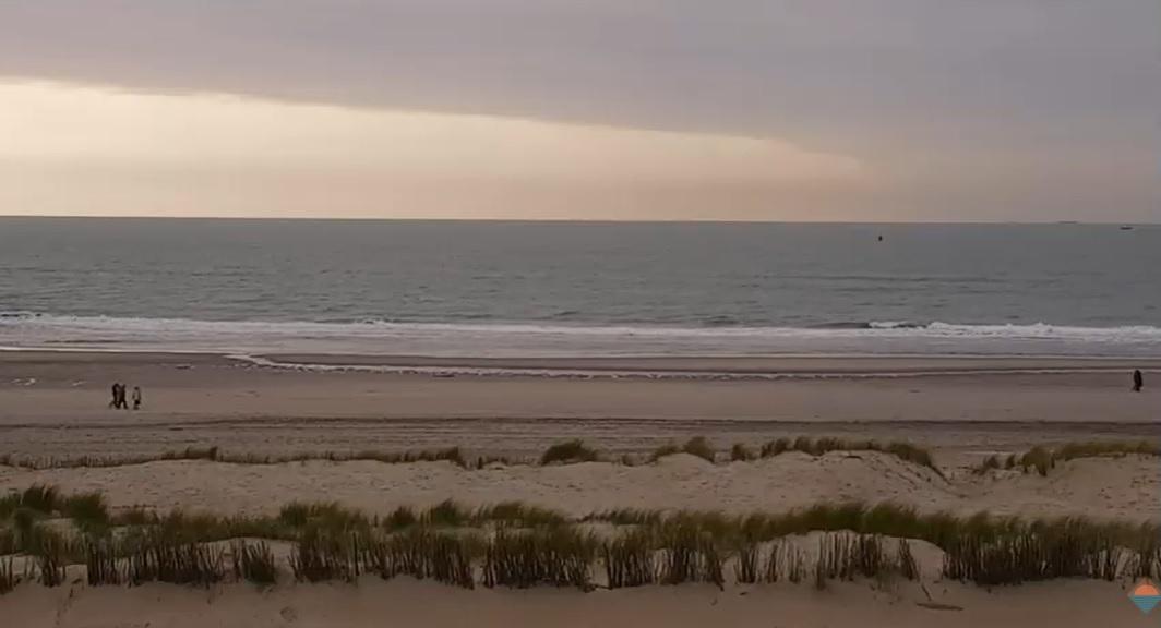 Het strandweer voor dinsdag 20 oktober