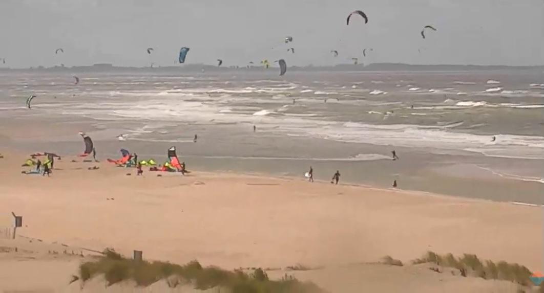 Webcam Maasvlakte tijdelijk uitgevallen