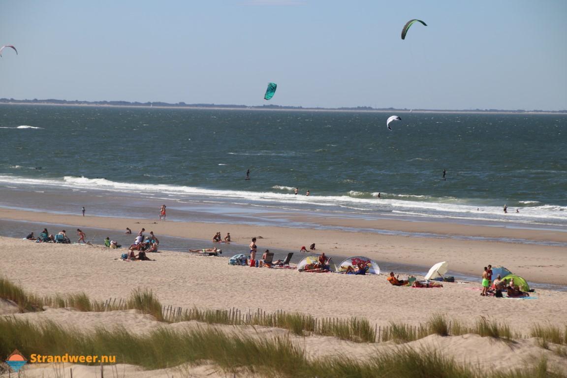 Recreatie bij Maasvlakte aan banden vanwege windturbines