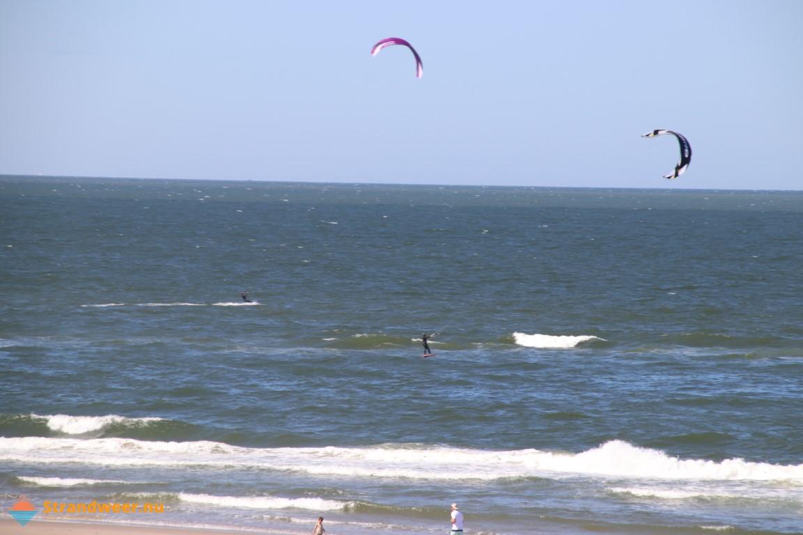 Hoek tot Helder opent windraam voor kitesurfmarathon