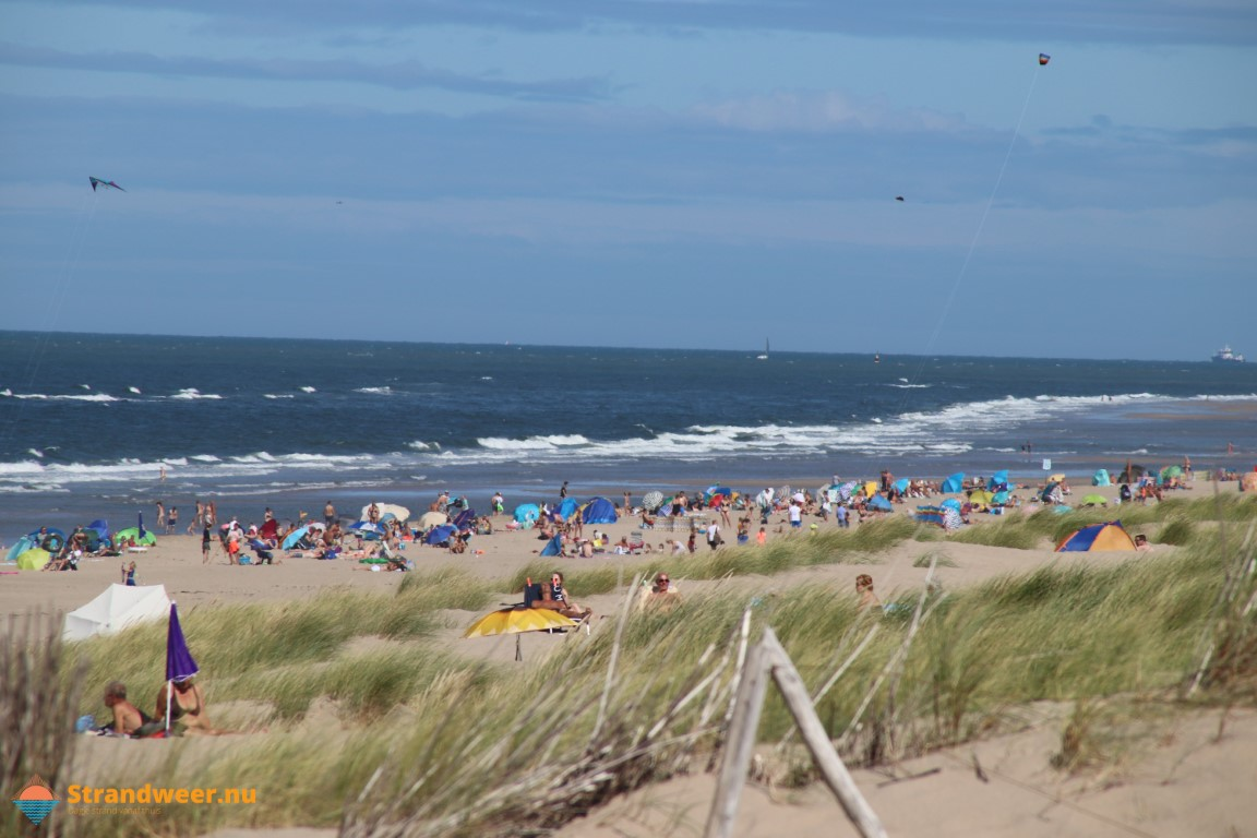 Voortaan ook live strandbeelden van Maasvlakte 2