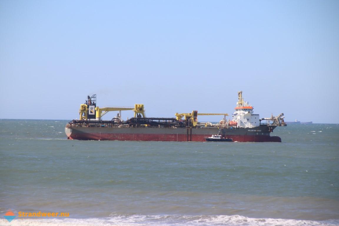 Zand uit Noordzee en Markermeer voor aanleg A16