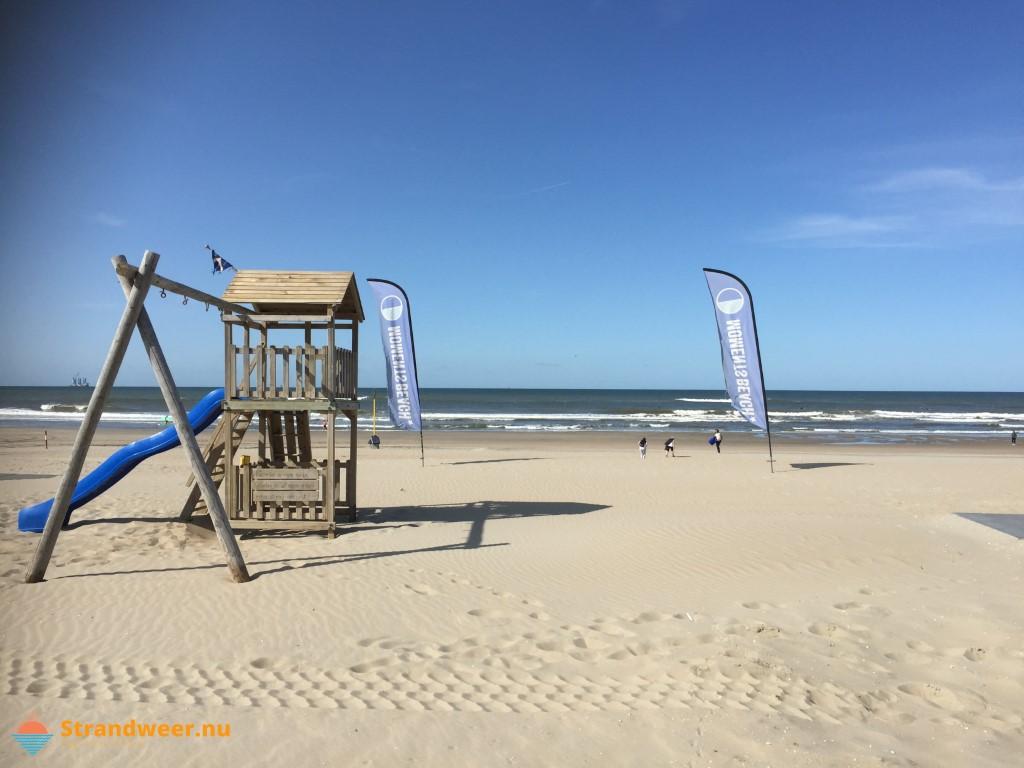 Het strandweer voor vrijdag 18 september
