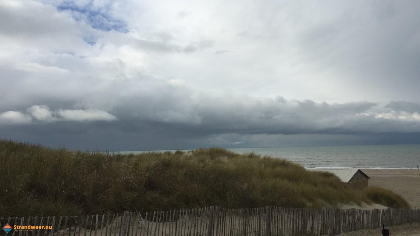 Het strandweer voor woensdag 30 december