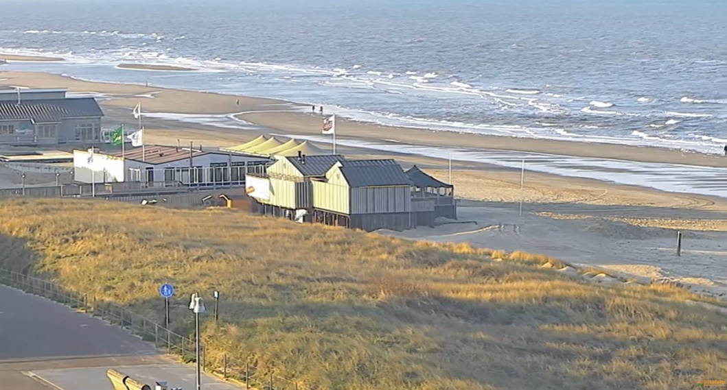 Het strandweer voor zaterdag 7 maart