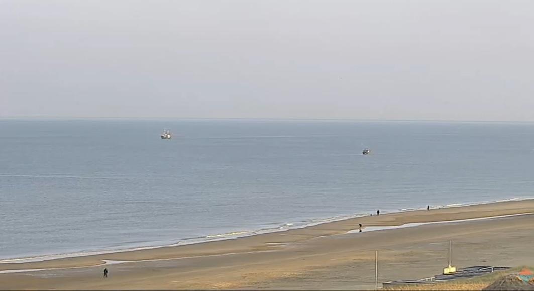 Het strandweer voor woensdag 8 april
