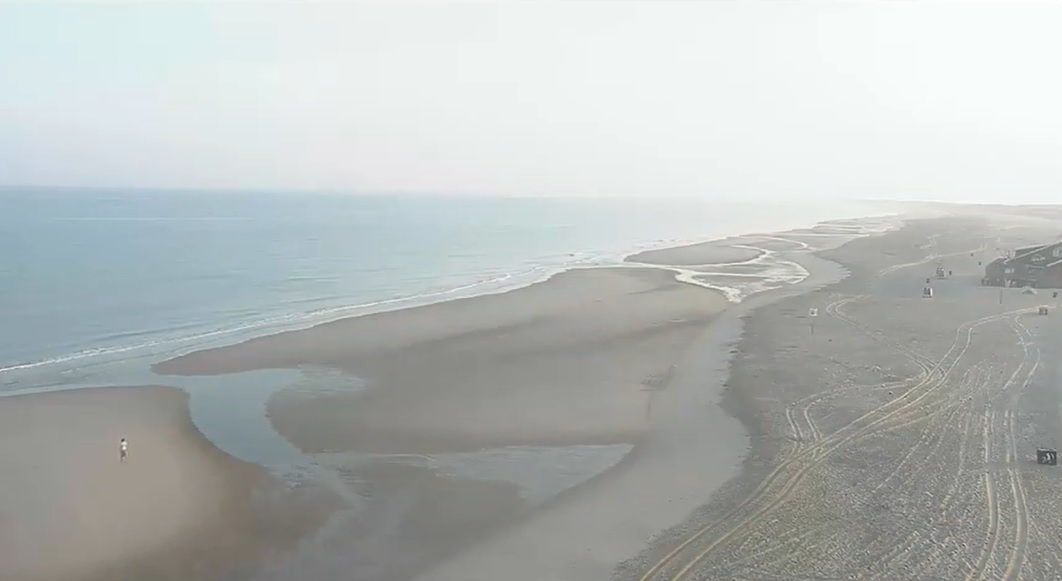 Het strandweer voor woensdag 12 augustus