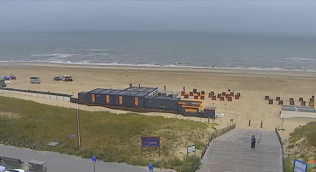 Het strandweer voor het 3e weekend van augustus