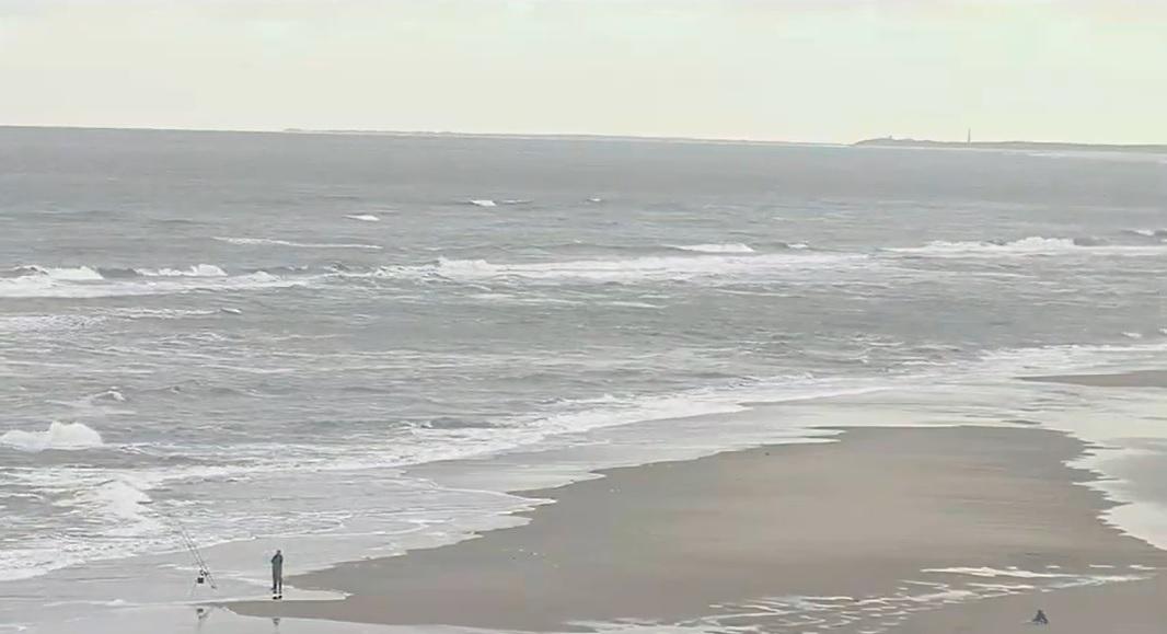 Het strandweer voor donderdag 27 augustus
