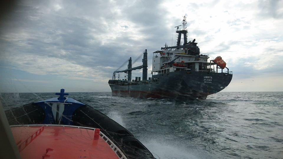 Medische evacuatie vanaf schip