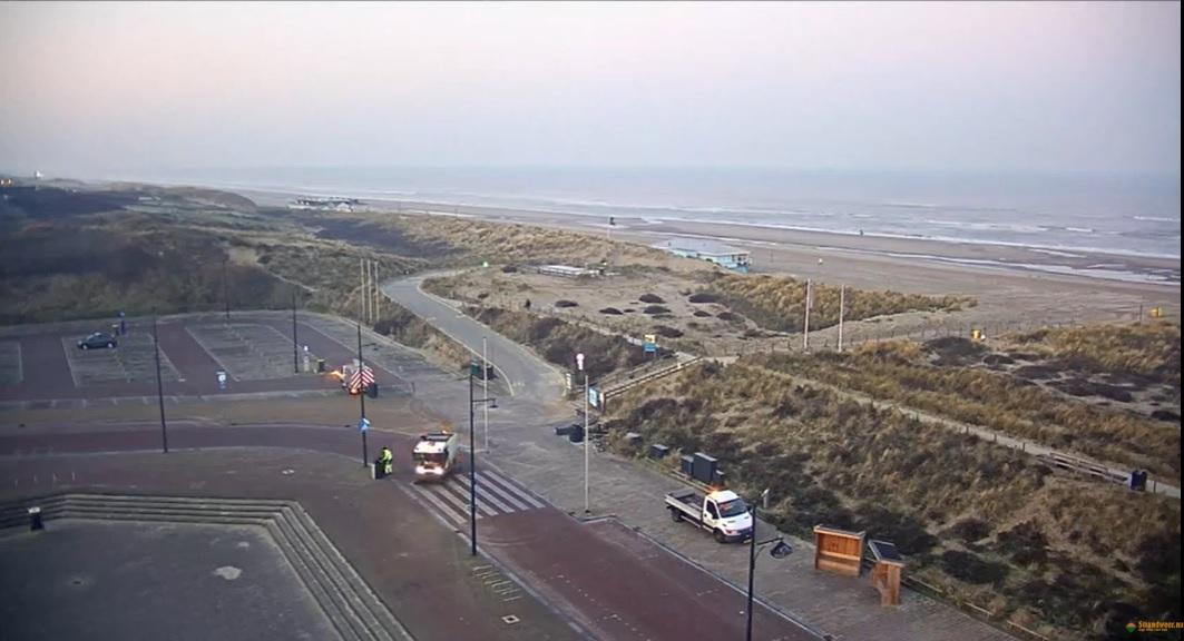 Onderzoek aan de Noordwijkse kust