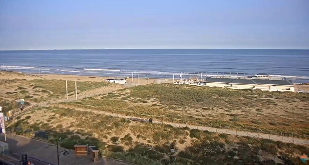 Het strandweer voor woensdag 10 juni