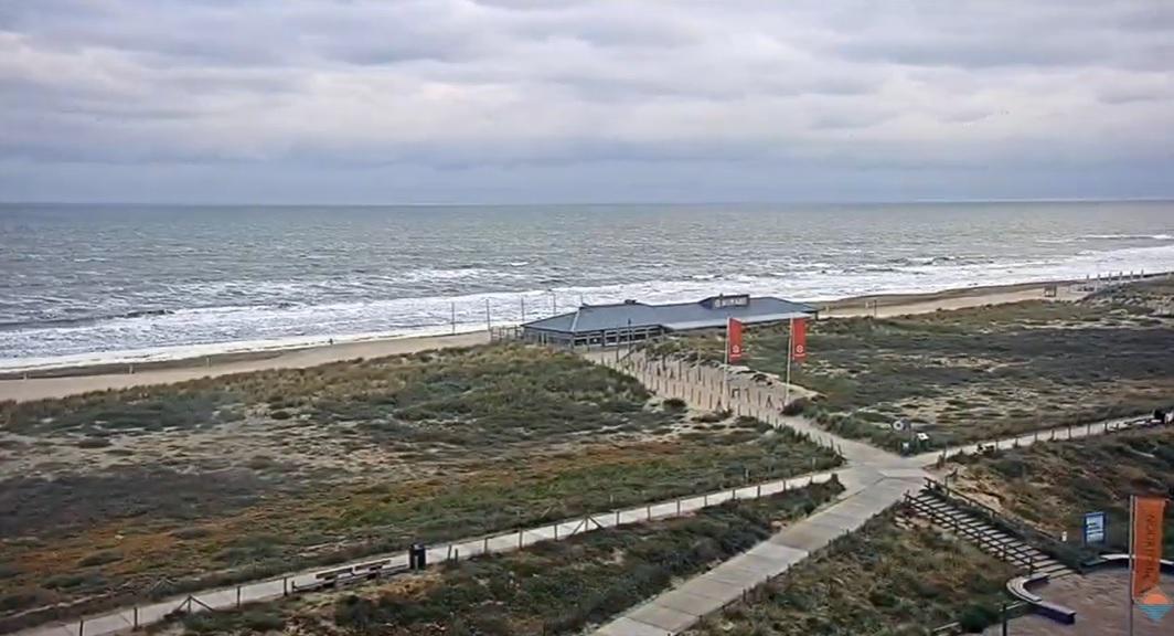 Het strandweer voor woensdag 13 mei